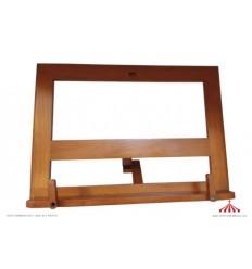 Cavalete em madeira