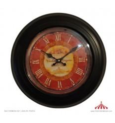 Relógio parede metal Marco 32