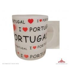 Caneca I Love Portugal