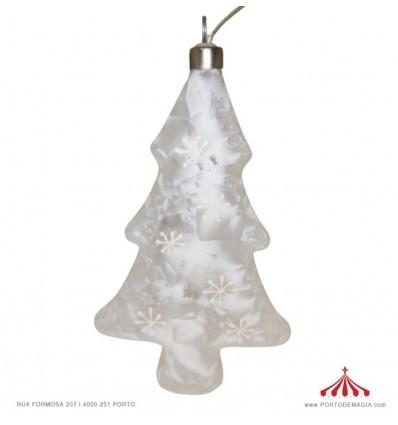Luzes para Arvore Natal - Gelo e Floco Neve