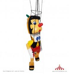 Marioneta Pinoquio 30cm