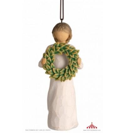 WT Magnolia Ornament