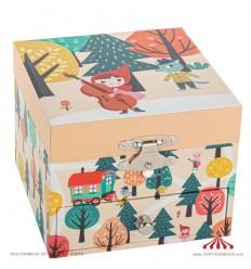 Caixa de Música - Capuchinho Vermelho