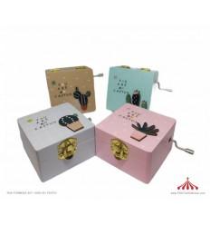 Cactus Music Box
