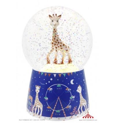 Globo Neve Sophie la Girafe Paris