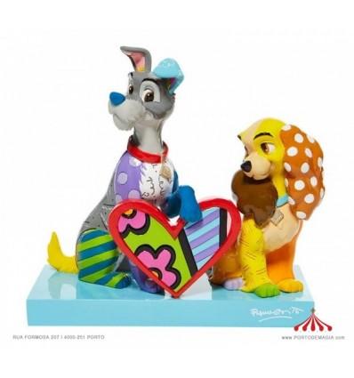 Dama e Vagabundo Numbered Limited Edition - Disney