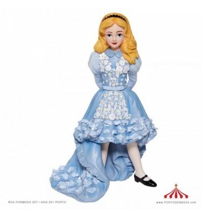 Alice no País das Maravilhas Couture de Force Figurine - Disney