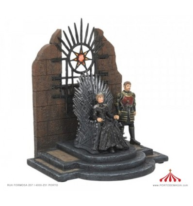 Cersei and Jamie Lannister Figurine - Game of Thrones