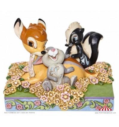 Childhood Friends - Bambi and Friends Figurine - Disney