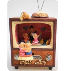 Televisor em Polystone