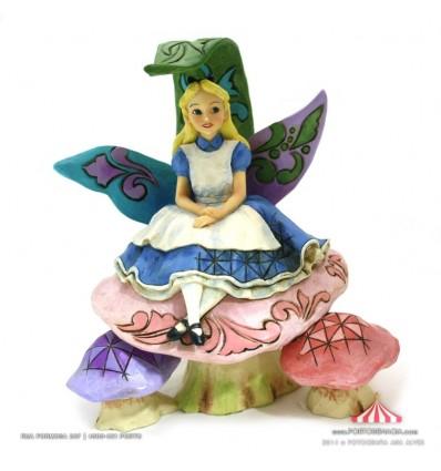 Alice nos Cogumelos
