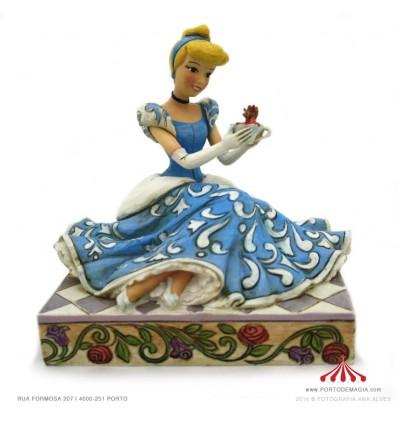 Cinderella com Jaq e Gus