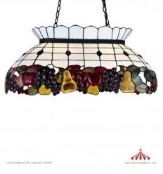 Tiffany 2 lampadas - 70 - Candeeiro de tecto