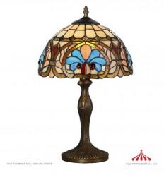 Tiffany Catedral - 30 - Candeeiro de mesa