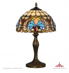 Tiffany Catedral - Desk lamp