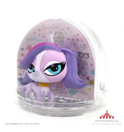 Globo Passe Partout Littlest Pet Shop