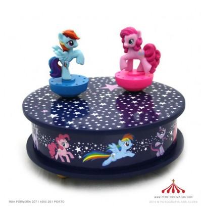 Caixa dançante Little Pony