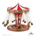 """Carrossel de cadeiras voadoras da """"Worlds Fair Collection"""""""