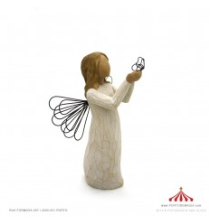 Angel of Freedom - Willow Tree
