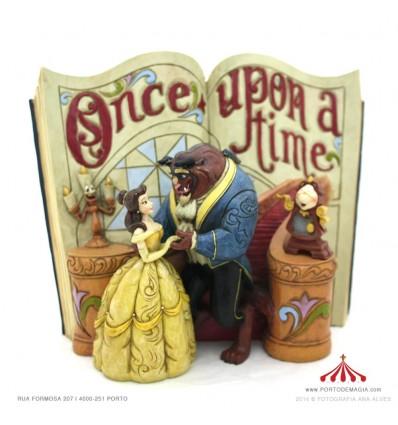Once upon a time... Bela e o Monstro