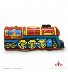 Comboio Overland Express