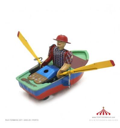 Barqueiro de chapa