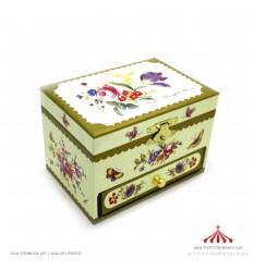 Caixa de Música - Flores