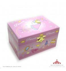 Caixa de Musica Princess