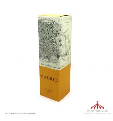 Puzzle 540 peças - Madrid