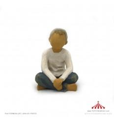 Imaginative Child boy - Willow Tree