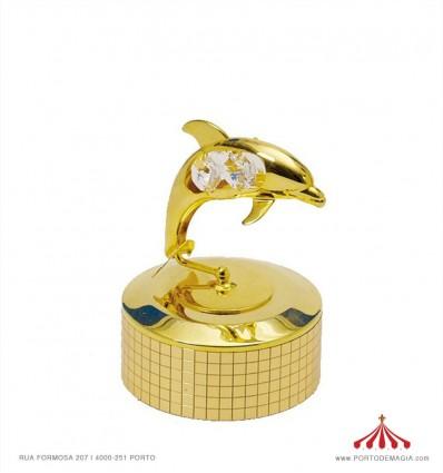 Golfinho dourado