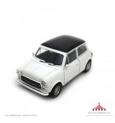 Mini Cooper 1300 white