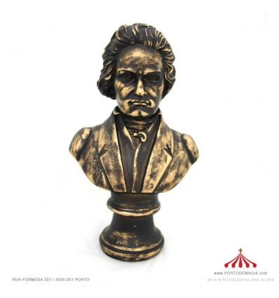 Busto Bronze Beethoven