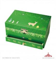 Caixa floresta