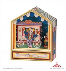 Circo - Carroça Orgão musical