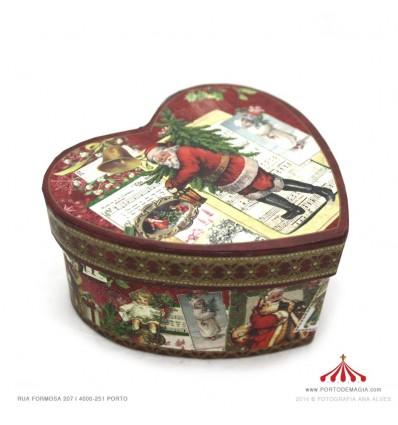Caixa Pai Natal (C)