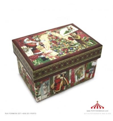 Caixa Pai Natal (A)