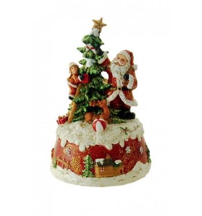 Árvore Pai Natal