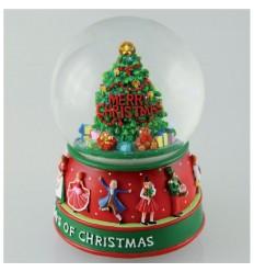 Globo Árvore de Natal