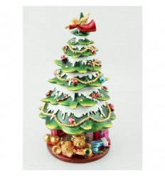 Árvore de Natal decorada