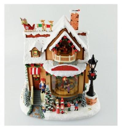 Casa do Pai Natal