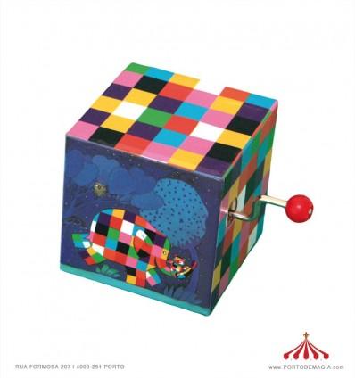 Realejo cubo Elmer