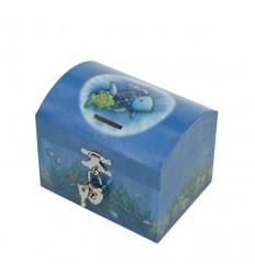 Caixa Mealheiro Peixe