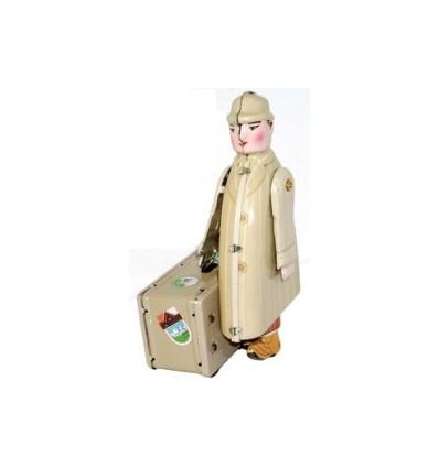 Homem com mala