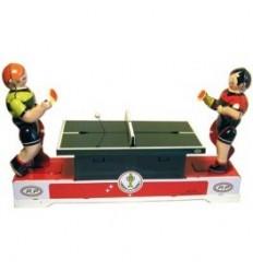 Jogadores de Ping Pong