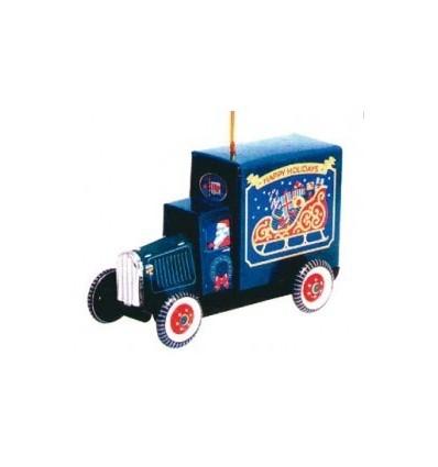 Mini camião em chapa