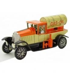 Camioneta Gas-Oil