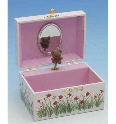 Caixa de joias Ursos