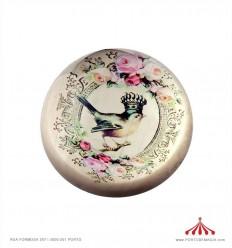 Pisa Papéis Pássaro coroado