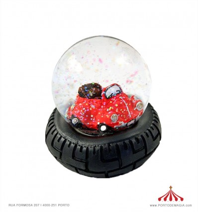 Bola de Neve VW Carocha
